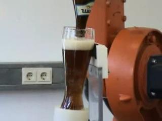 Очень полезный робот